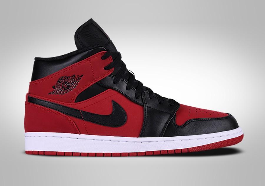 obtenir pas cher 732b9 8d16e Price €107 Mid Banned 1 50 Air Jordan Retro Nike cT3FK1lJ