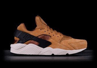 NIKE AIR HUARACHE RUN PREMIUM BROWN