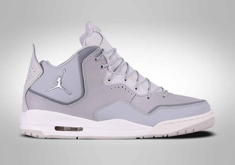 outlet store d08fd 51c5c NIKE AIR JORDAN COURTSIDE 23 WOLF GREY price €112.50   Basketzone.net