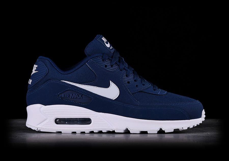 795d34d2803a1 NIKE AIR MAX 90 ESSENTIAL BLUE VOID pour €129,00 | Basketzone.net