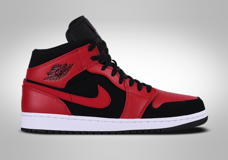 NIKE AIR JORDAN 1 RETRO MID BRED
