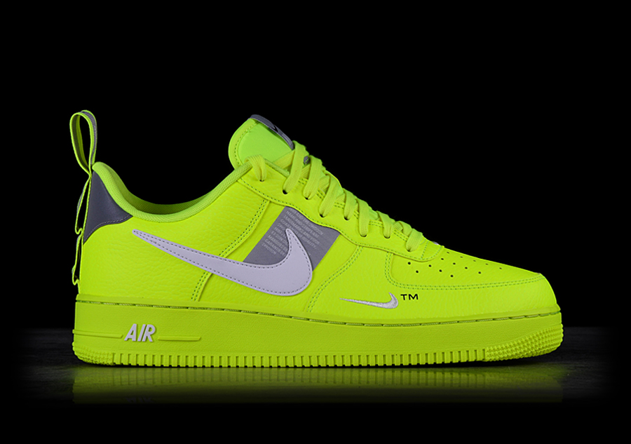 timeless design 4935b 00606 NIKE AIR FORCE 1  07 LV8 UTILITY VOLT pour €109,00   Basketzone.net