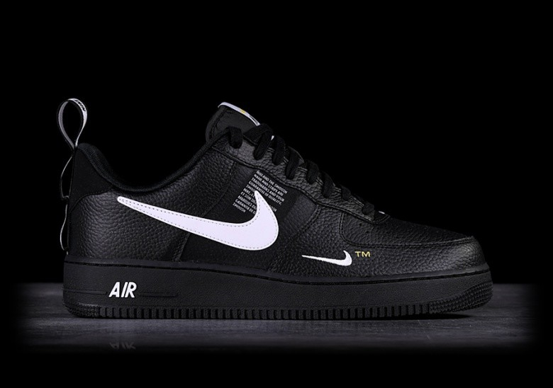 7f369f22fee8 NIKE AIR FORCE 1  07 LV8 UTILITY BLACK price €109.00