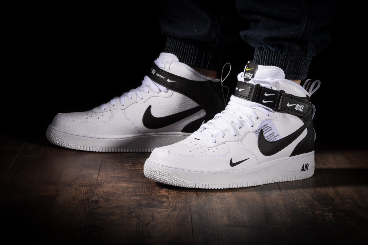 Nike Af Air Force Utility Mid Heren Schoenen