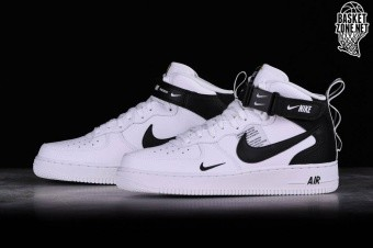 low priced d46db 8e20d NIKE AIR FORCE 1 MID  07 LV8 UTILITY WHITE
