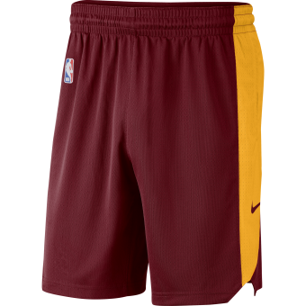 NIKE NBA CLEVELAND CAVALIERS PRACTICE SHORTS