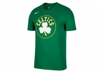 NIKE NBA BOSTON CELTICS DRY TEE CLOVER