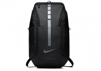 NIKE HOOPS ELITE PRO BACKPACK BLACK COOL GREY