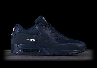 big sale 34914 416e0 nike air max 90 essential blue men