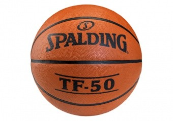 SPALDING TF-50 OUTDOOR (SIZE 7) ORANGE
