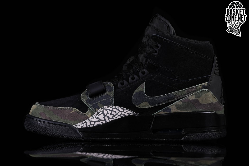 low priced bcdd6 c32a2 NIKE AIR JORDAN LEGACY 312 BLACK CAMO
