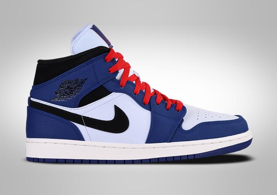 Darmowa dostawa buty do separacji rozmiar 40 NIKE AIR JORDAN 1 RETRO MID SE DEEP ROYAL BLUE price €122.50 ...