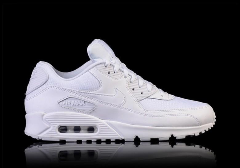 air max 90 triple white