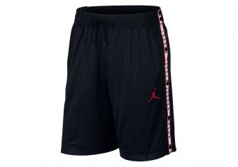 NIKE AIR JORDAN TEARAWAY SHORTS BLACK