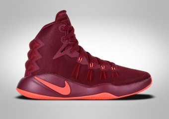 NIKE HYPERDUNK 2016 GS (SMALLER SIZES) MAROON