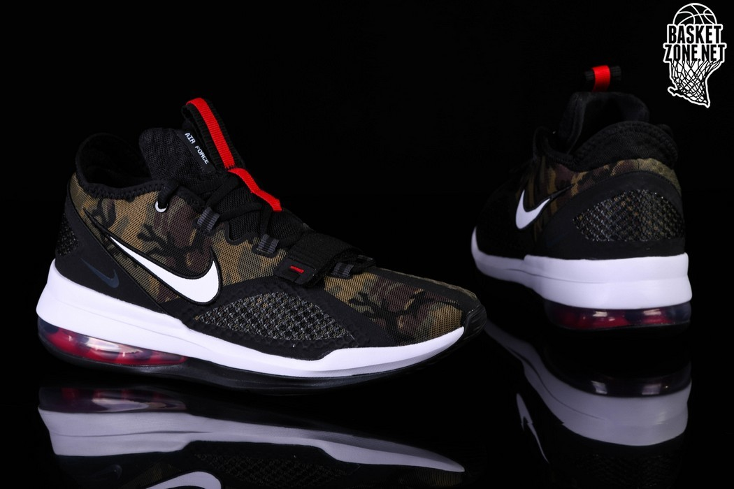 NIKE AIR FORCE MAX LOW CAMO price €102.50   Basketzone.net