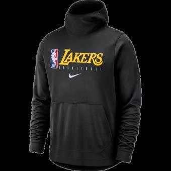 NIKE NBA LOS ANGELES LAKERS SPOTLIGHT HOODIE