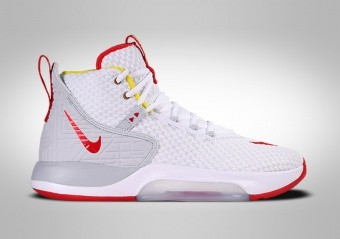 NIKE ZOOM RIZE WHITE RED YELLOW