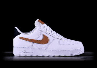 NIKE AIR FORCE 1 '07 LV8 WHITE