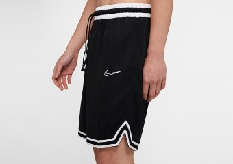 NIKE DNA DRI-FIT SHORTS BLACK