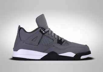 NIKE AIR JORDAN 4 RETRO COOL GREY PS