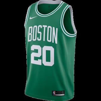 NIKE NBA BOSTON CELTICS GORDON HAYWARD ICON EDITION SWINGMAN ROAD JERSEY