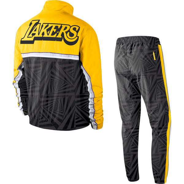 NIKE NBA LOS ANGELES LAKERS CITY EDITION COURTSIDE ...