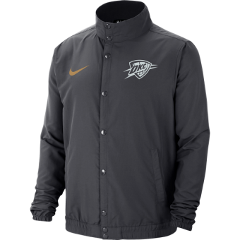 NIKE NBA OKLAHOMA CITY THUNDER JACKET