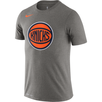 NIKE NBA NEW YORK KNICKS LOGO DRI-FIT TEE