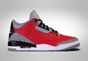 NIKE AIR JORDAN 3 RETRO SE RED CEMENT