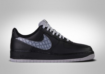 NIKE AIR FORCE 1 '07 LV8 BLACK