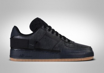 NIKE AIR FORCE 1 TYPE 1 BLACK GUM