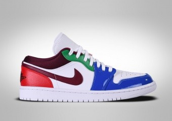 NIKE AIR JORDAN 1 RETRO LOW SE WMNS MULTICOLOR