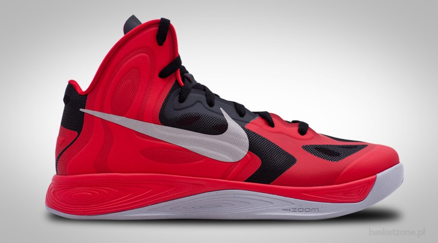 NIKE ZOOM HYPERFUSE 2012 University Red