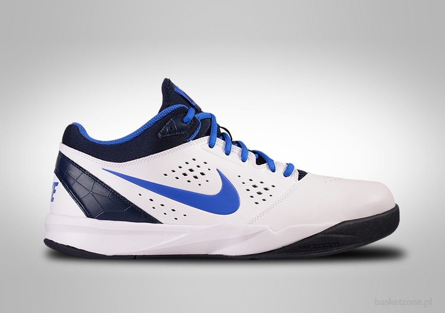 NIKE ZOOM ATTERO WHITE BLUE