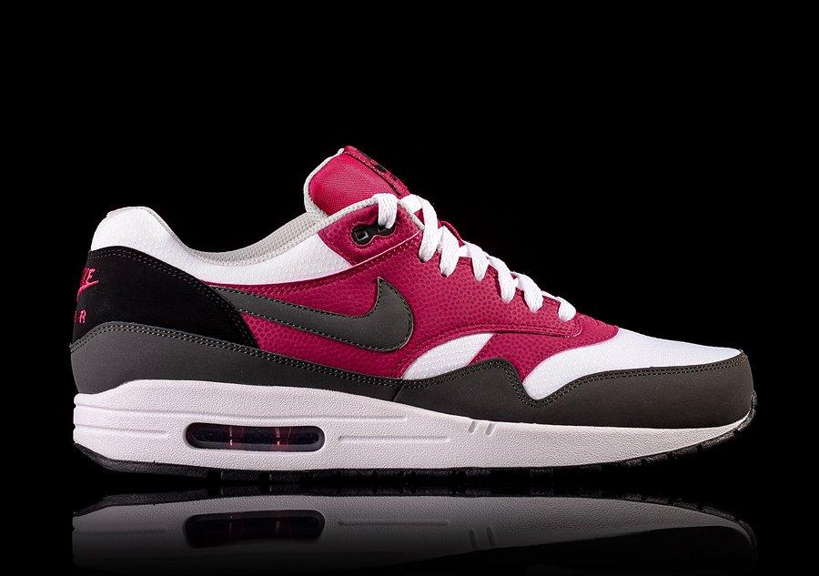 Nike Air Max 1 Essential Femme Noir Et Rose