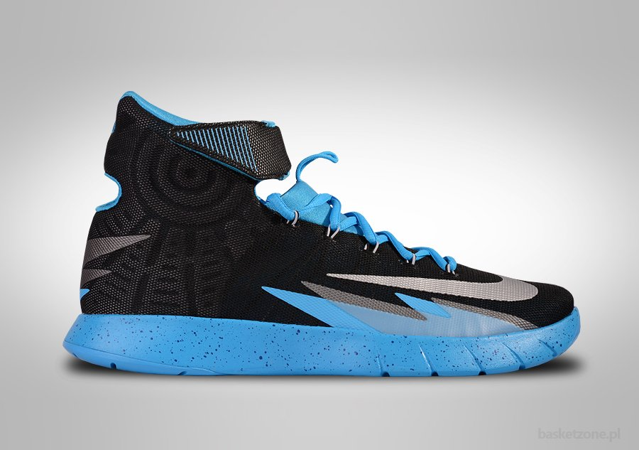 Nike Pour Hyperrev Gamma Zoom Blue Kyrie Irving Black 646Szx
