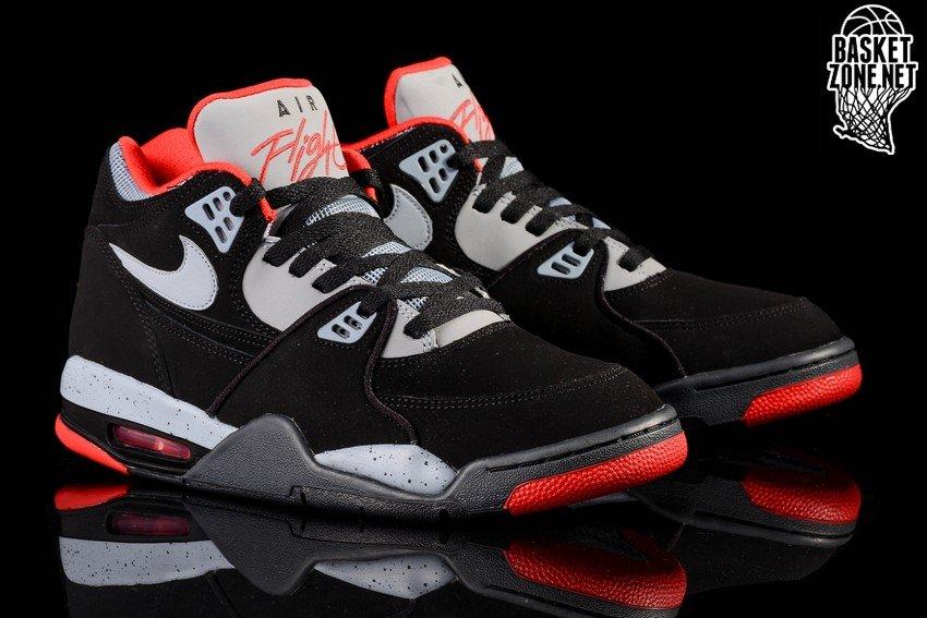 9f9dc95cb970 basket nike air flight 89,nouveau basket nike air flight 89 chaussures pour homme  gris 306252 ...