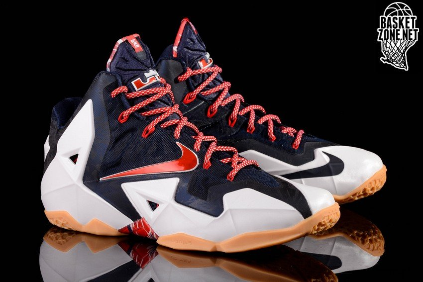 outlet store 7e6f1 7c89a ... promo code for nike lebron xi usa independence day a3af6 e397c