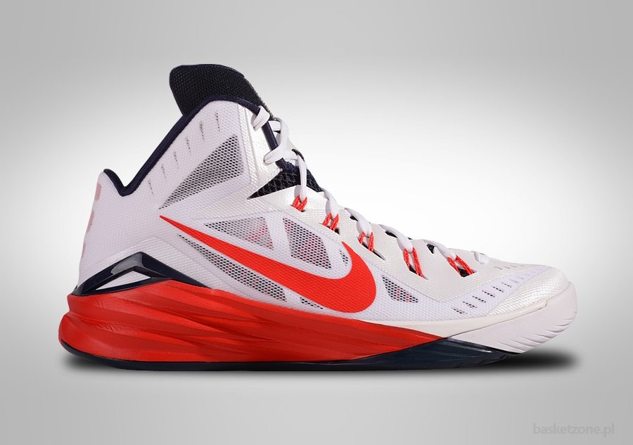 NIKE LUNAR HYPERDUNK 2014 DREAM TEAM USA HOME