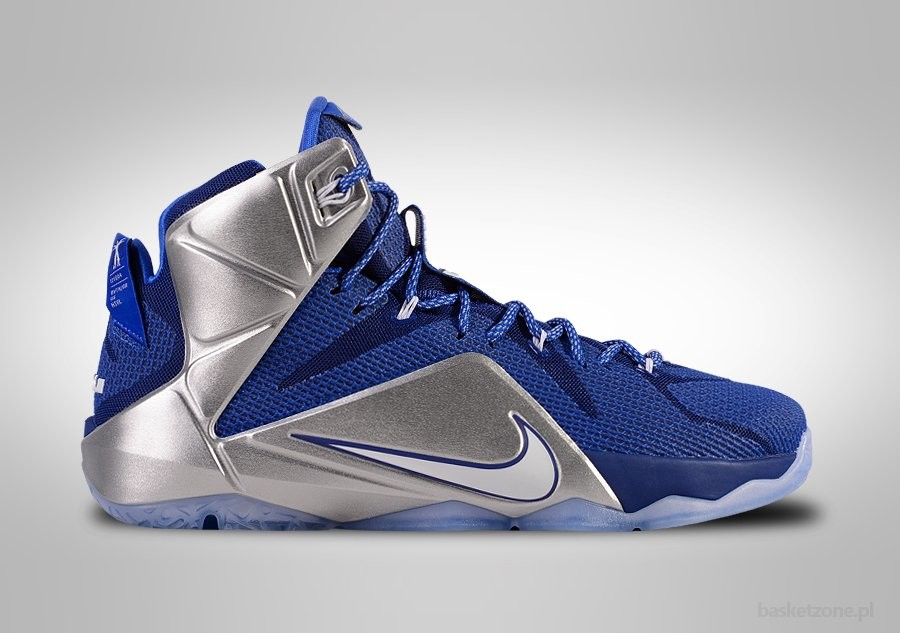 new products 02b6d 60491 NIKE LEBRON XII DALLAS COWBOYS - WHAT IF ? price €132.50 ...